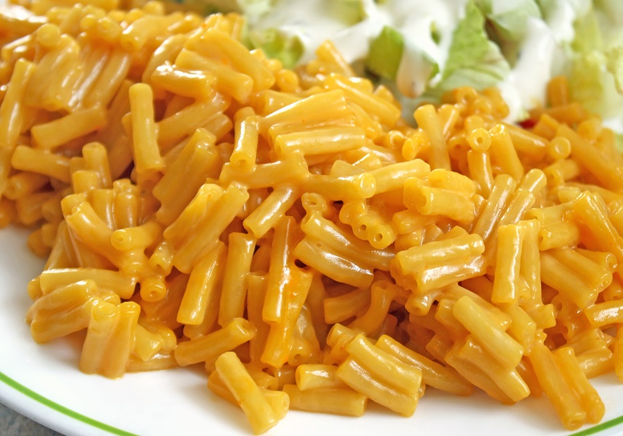 List of food companies removing artificial ingredients for Craft macaroni and cheese