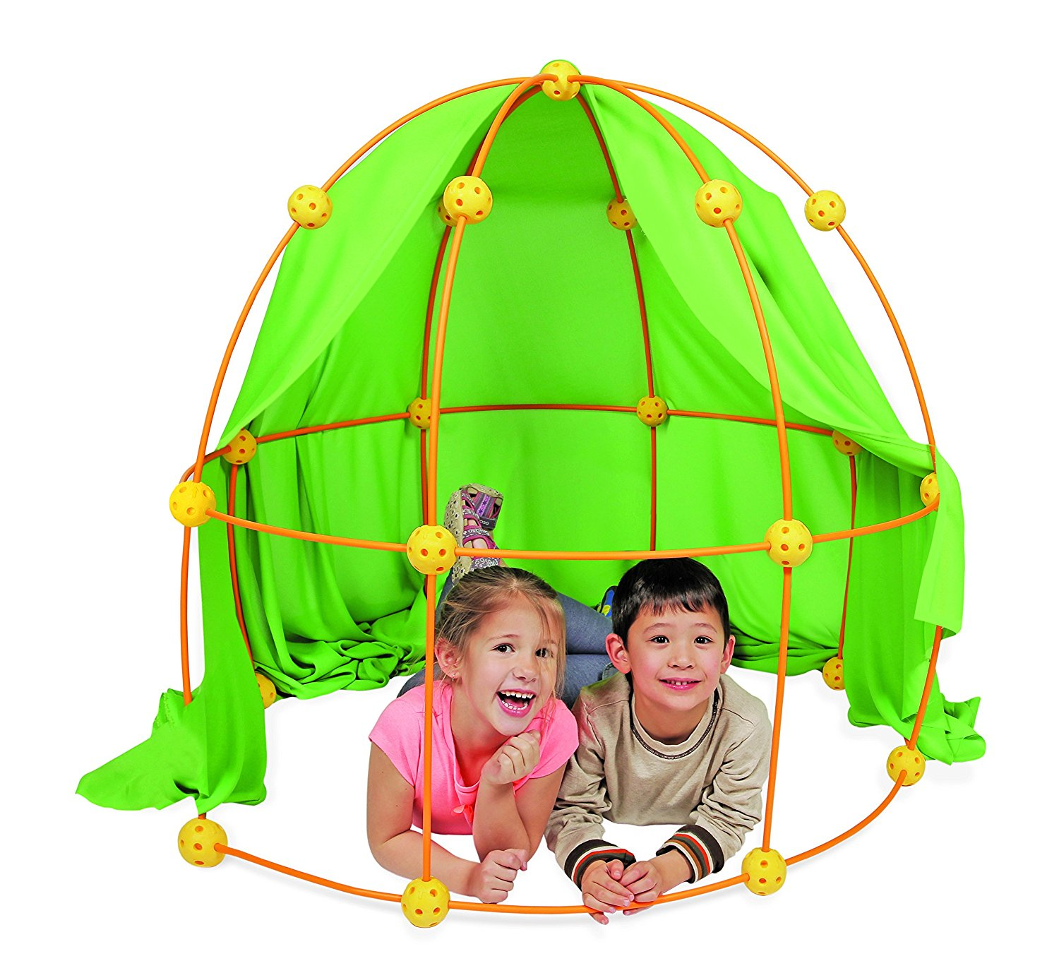 flexi fort with kids playing  sc 1 st  FamilyEducation & 5 Coolest Play Tents for Kids - FamilyEducation