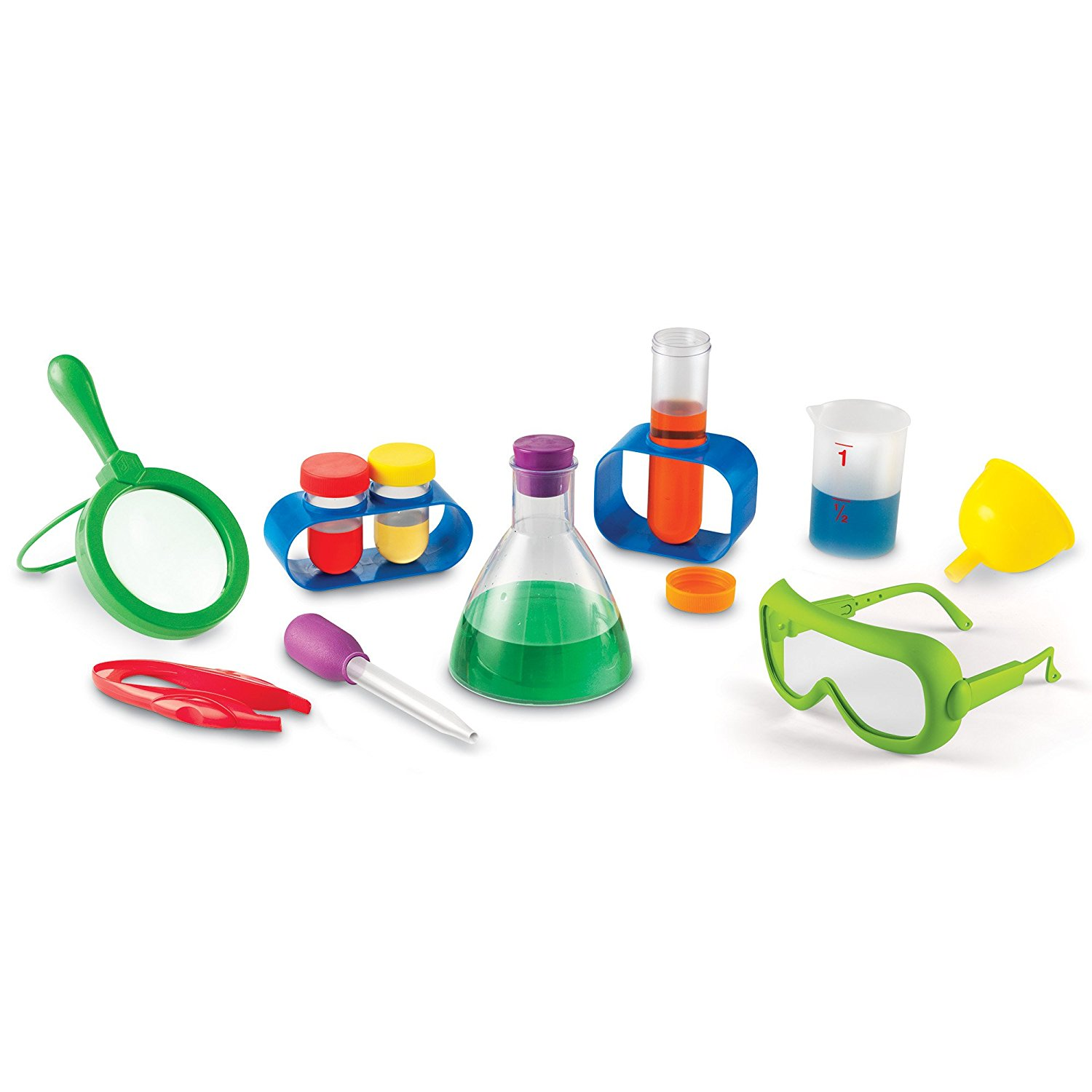 Experiments Instruments Measurement: Best Science & Math Toys For Preschoolers