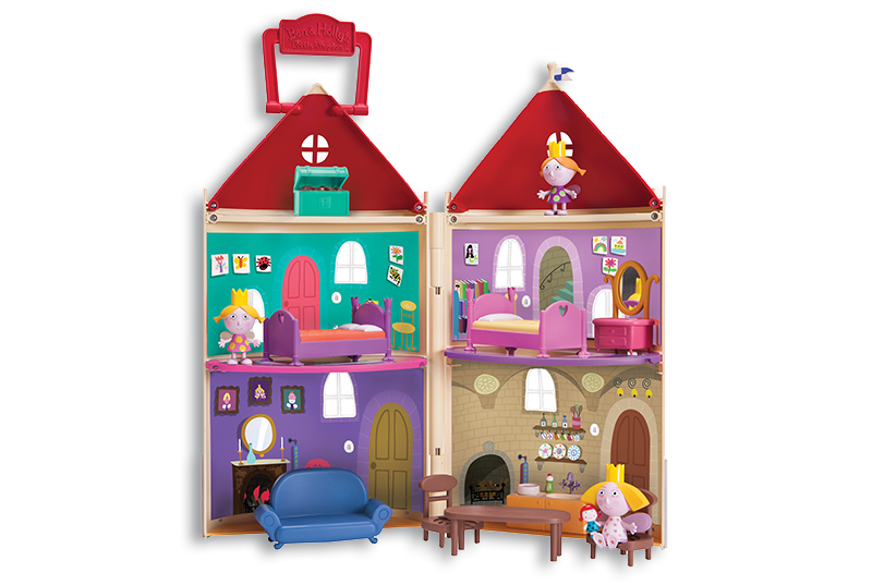 Ben And Hollys Castle Play Set