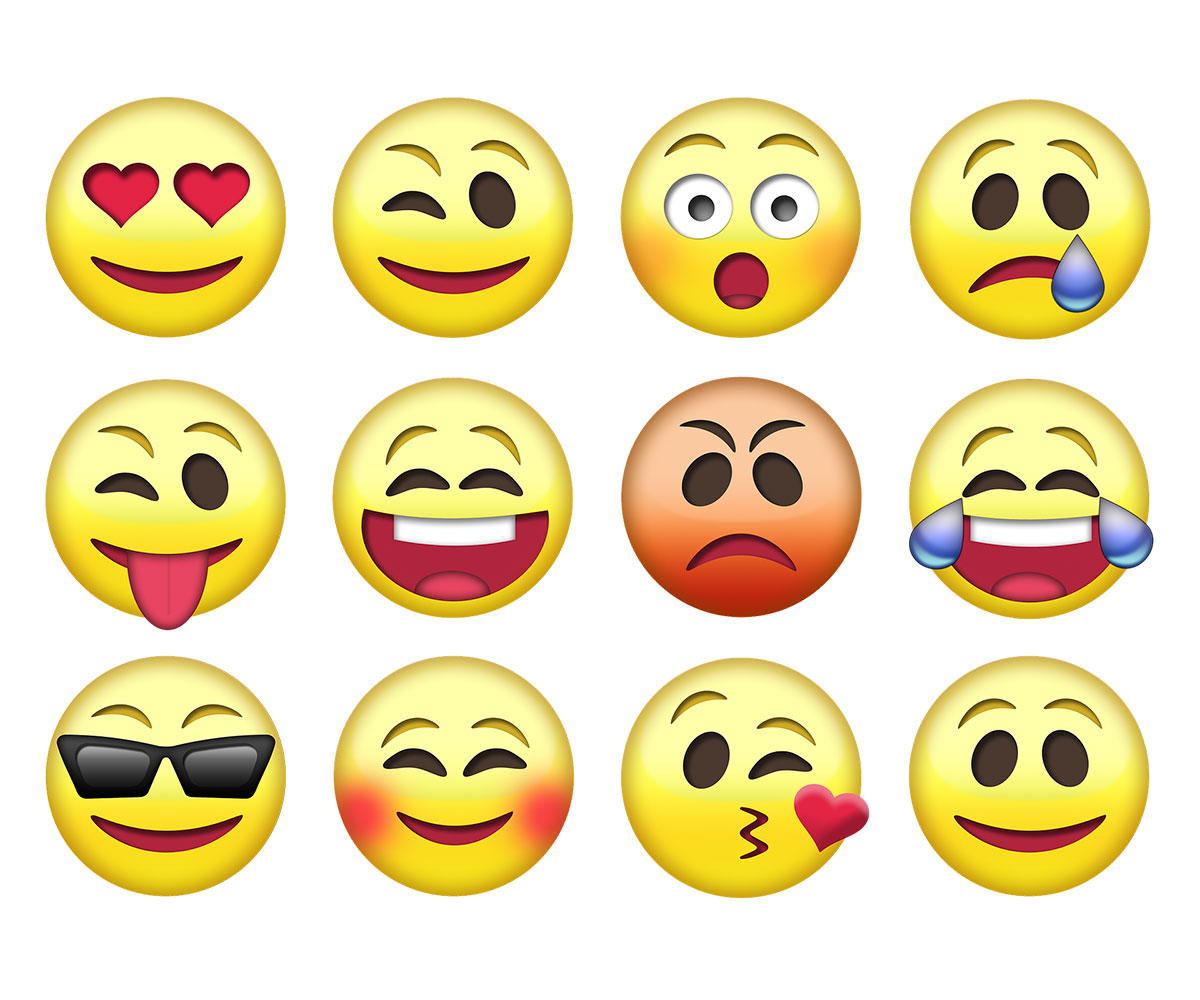picture relating to Emoji Feelings Printable known as 8 Epic Emoji-Themed Crafts, Pursuits Recipes