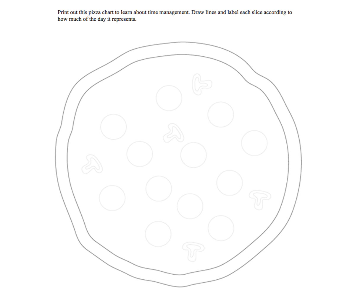 Pizza-TIme-Chart-1200x1000s Worksheet Family Responsibilities on event budget worksheet, aa step 4 inventory worksheet, student taking responsibility worksheet, first grade responsibility worksheet, setting boundaries in relationships worksheet, radical self forgiveness worksheet,