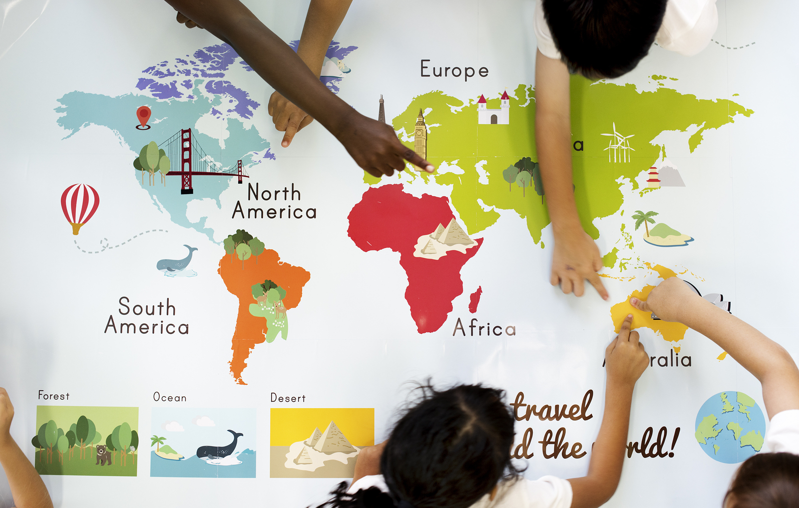6 Fun And Educational Toys To Celebrate Geography