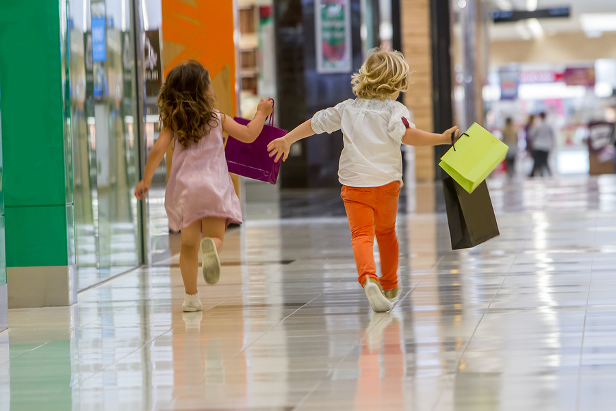 Black Friday Shopping With Kids Survival Guide