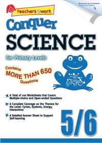 Conquer Science Grades 5 and 6