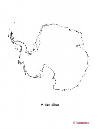 Antarctica Map Outline Printable - 9.17.hus-noorderpad.de •