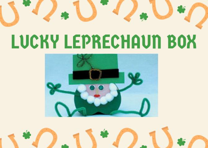 0f30af26c St. Patrick's Day Crafts for Kids - FamilyEducation