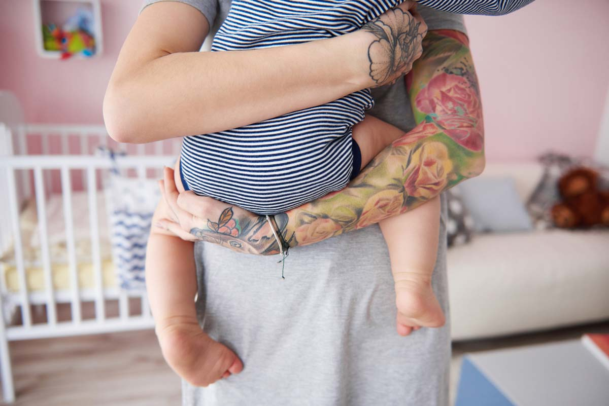 15 Meaningful Tattoo Ideas For Parents To Honor Kids Familyeducation