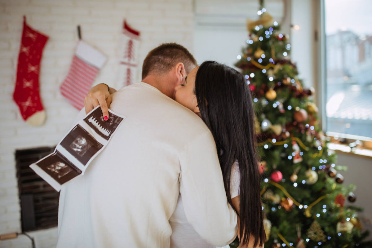 Our Favorite Christmas Pregnancy Announcement Ideas Familyeducation