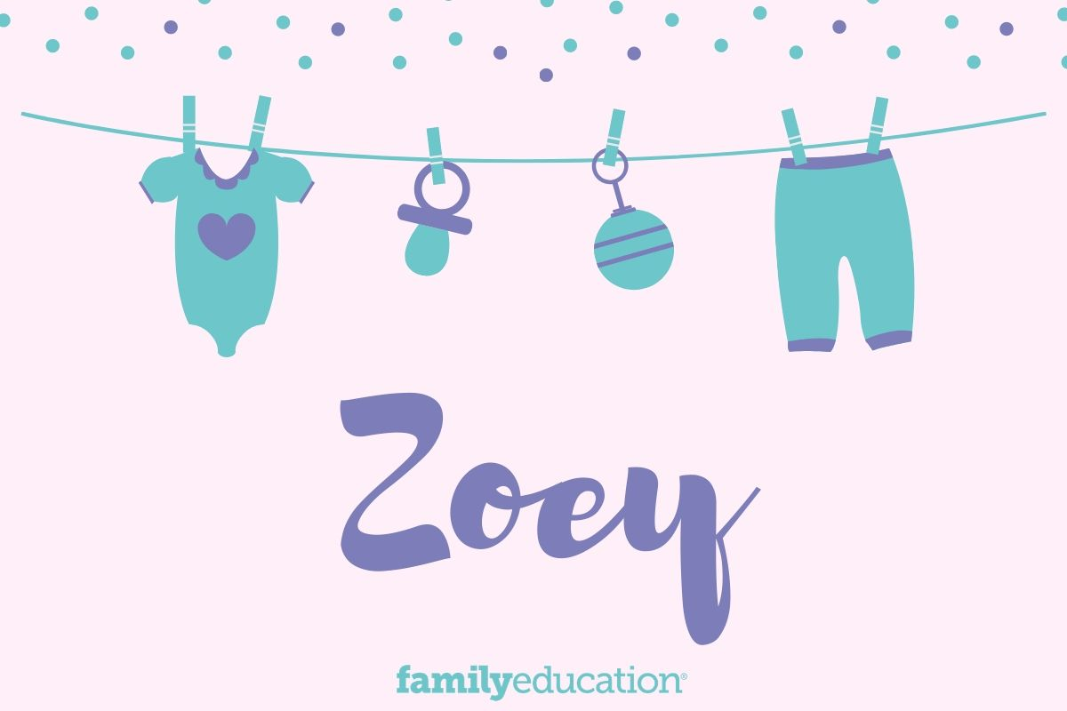 Meaning and Origin of Zoey - FamilyEducation