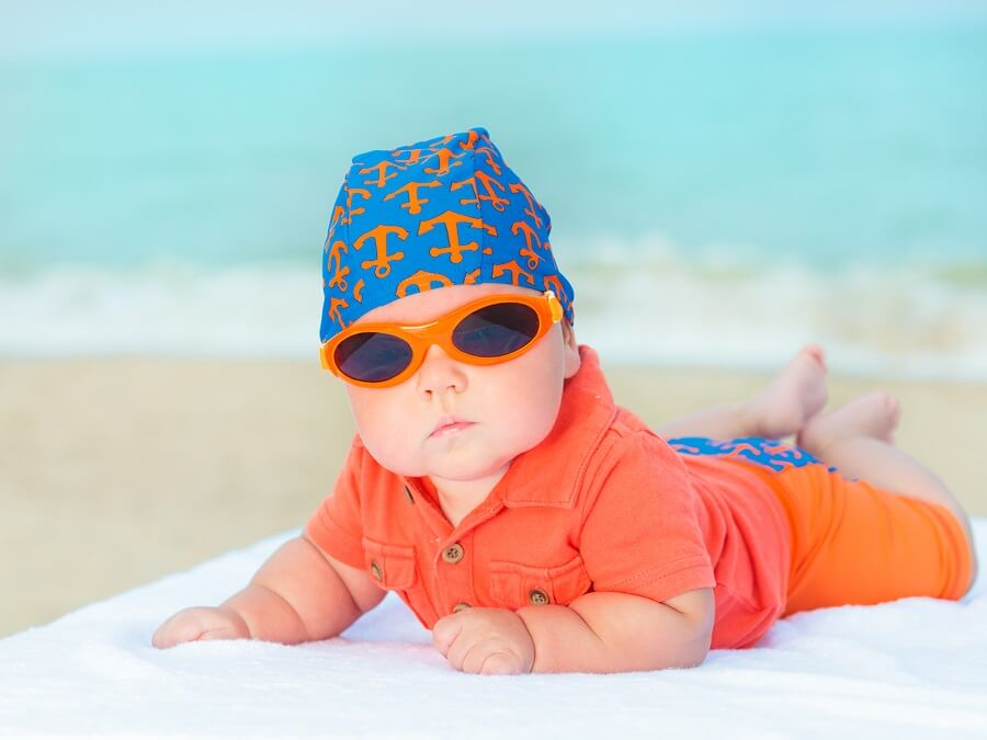 Sun Safety For Infants Keeping Your Baby Safe In The Sun