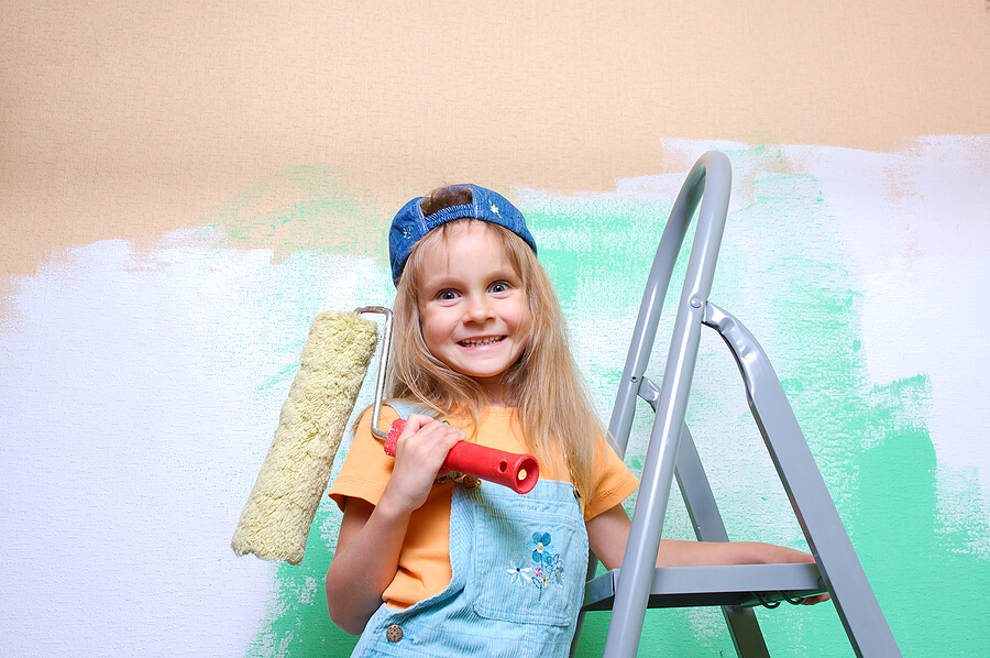 Best summer boredom busters for kids fun activities to cure bored children familyeducation - Fun cool room painting ideas for bedroom remodeling theme to get rid of boredom ...