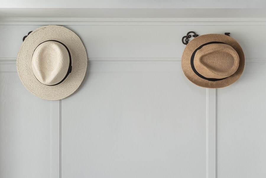 9 ways to organize your playroom familyeducation for Ways to hang hats on wall