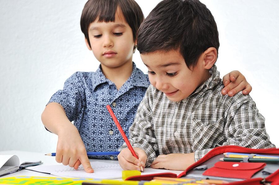 Children's homework help sites