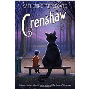 Crenshaw, chapter book