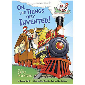 Oh the Things They Invented, children's book