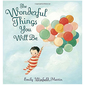 Wonderful Things You Will Be, book