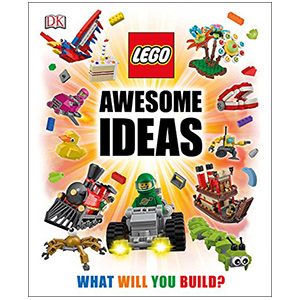 LEGO Awesome Ideas, DK children's book