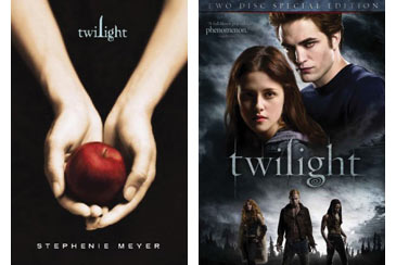 twilight series summary