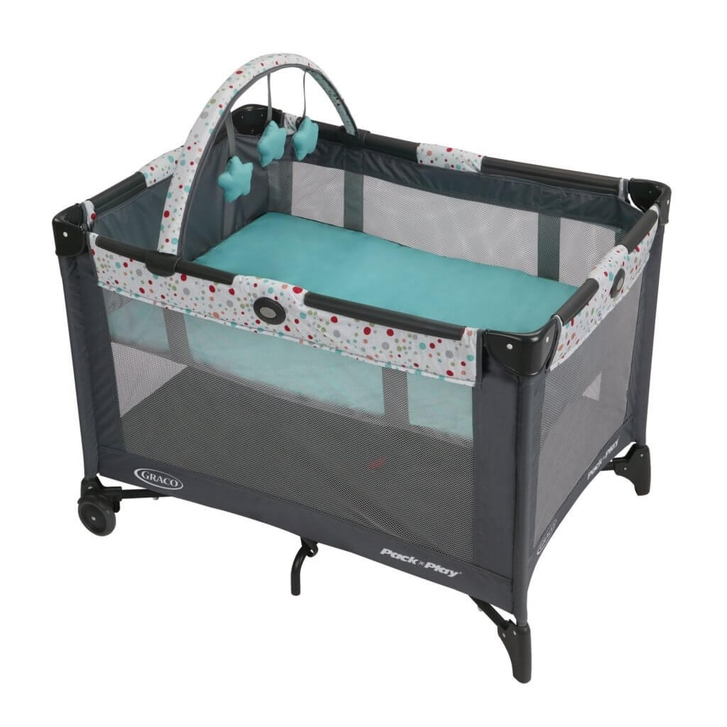 Graco Pack N Play Where Should Newborns Sleep