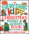 The Everything Kids' Christmas Puzzle & Activity Book