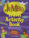 Jumbo Travel Activity Book
