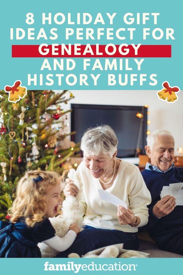 8 Family History And Genealogy Gift Ideas Familyeducation