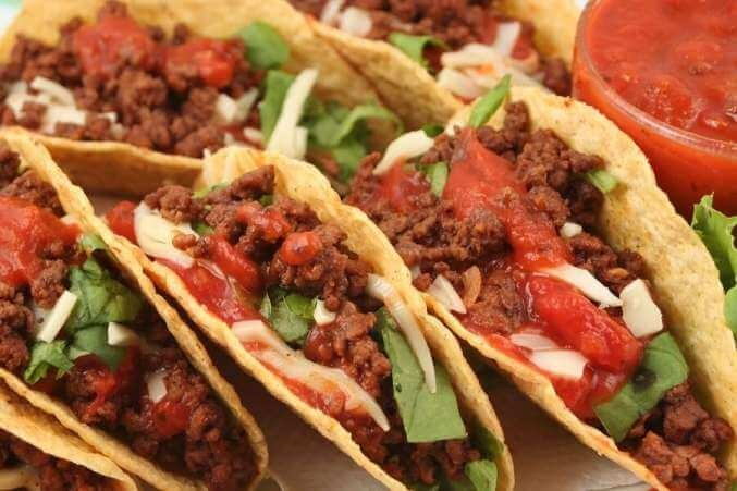 Slow Cooker Taco Recipe