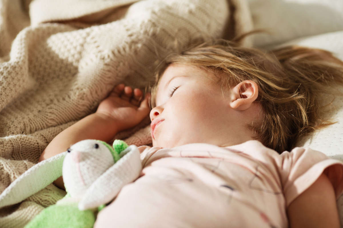 Establishing sound sleep during divorce 3 steps