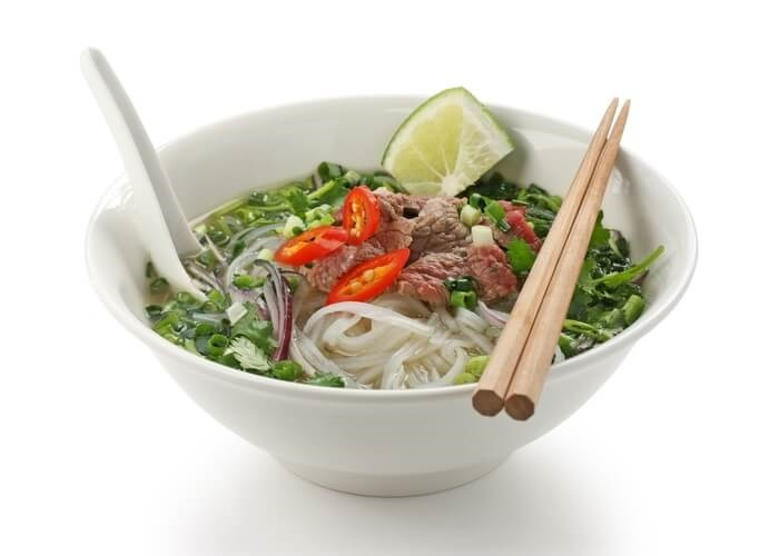 Bowl of Pho