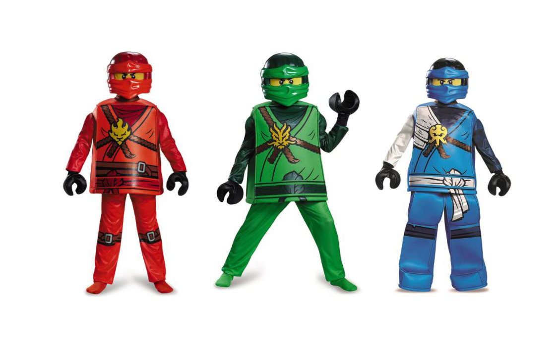 Ninjago  sc 1 st  FamilyEducation & 10 Easy Group Costumes for Families - FamilyEducation