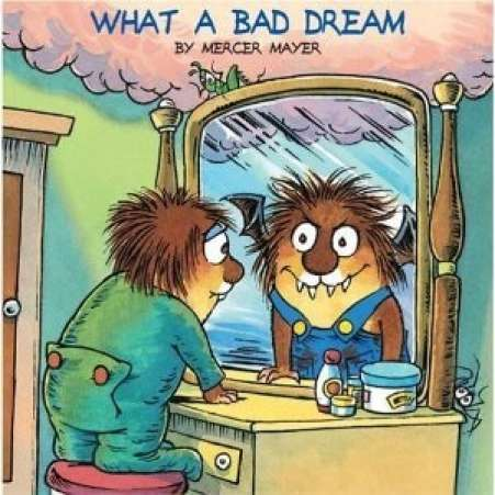 what a bad dream by mercer mayer