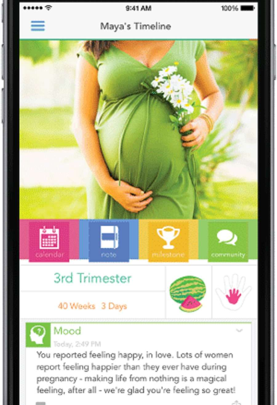 Top 10 Pregnancy Apps To Help You Keep Track Of Your