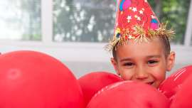 4 Ways to Make Your Child's December Birthday Feel Special