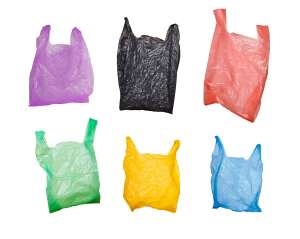 Colorful Plastic Bags