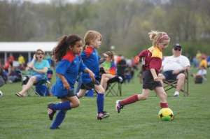 Spring Sports Safety Youth Soccer Team