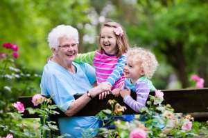 Activities for grandparents and grandchildren