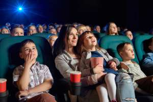 Summer blockbusters for families