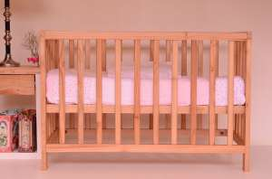 how to buy organic furniture - baby crib