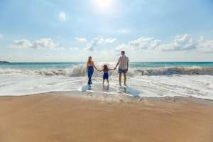 Best family friendly beaches