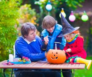5 Pumpkin Crafts for Toddlers
