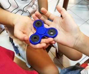 dangers of fidget spinners