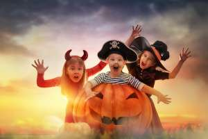 Not-So-Scary Halloween Movies for Kids