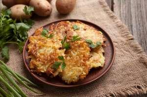 Hanukkah Food Latke