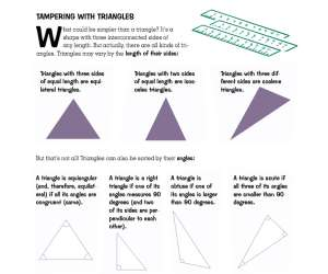 tampering-with-triangles