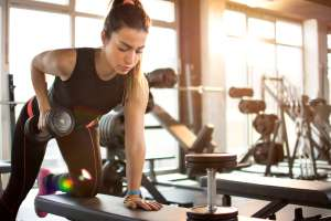 Weight lifting has many benefits for your health