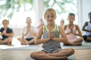 Practice and teach kids how to practice the ancient art of mindfulness