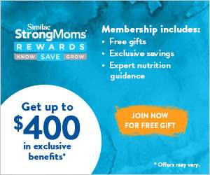 Sign Up for Similac Strong Moms