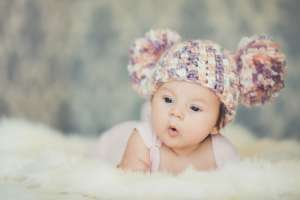 cute baby with a classic name