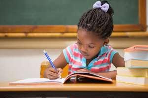 5-Year-Old Write Backward